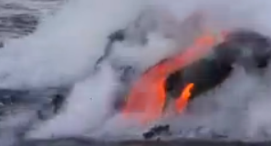 Lava and steam_Hilbert